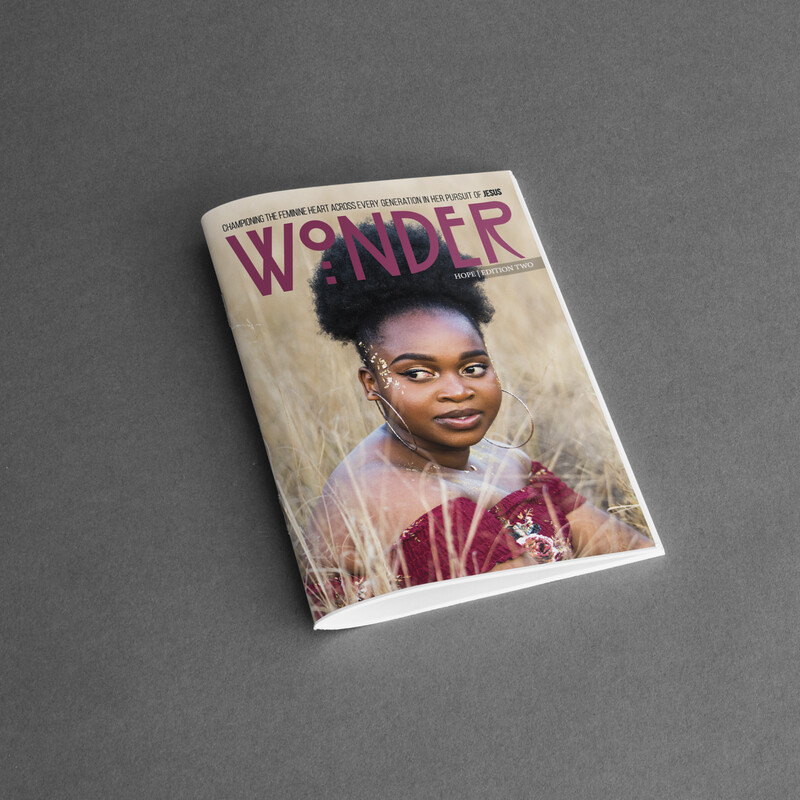 Wonder Magazine  |  Edition Two: Hope