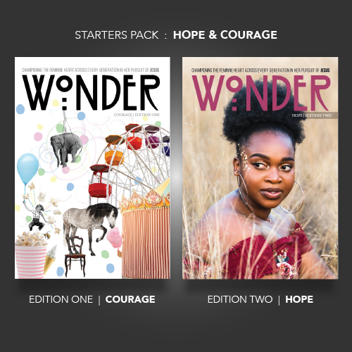 Wonder Magazine Bundle  |  LIMITED AVAILABLE!
