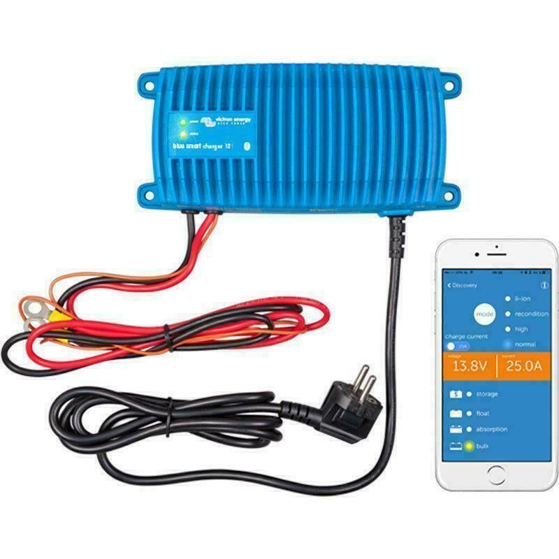 Laturi Victron Energy Blue Smart IP67 12/17