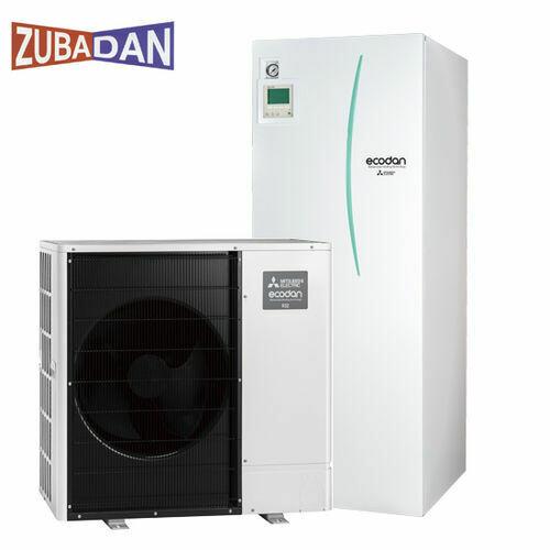 Mitsubishi Electric EcoDan/SHWM140YAA paketti Kysy tarjous, alkaen asennettuna 14000,-