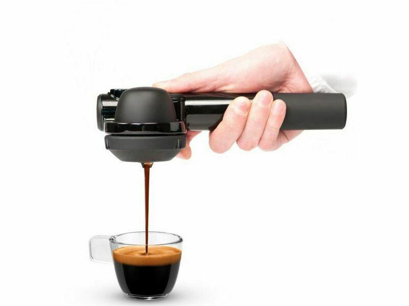 """Handpresso für E.S.E Pads und Pulver """"Wild Hybrid"""""""