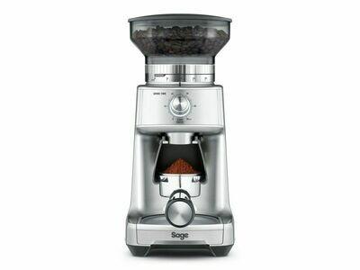 Sage Espressomühle Dose Control Pro Silber