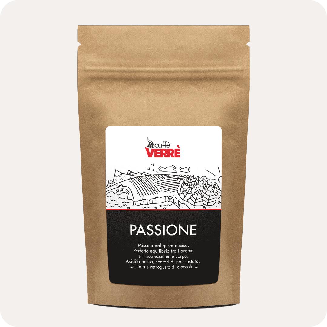 "Espresso (gemahlen) Verrè Miscela ""Passione"" 250g"
