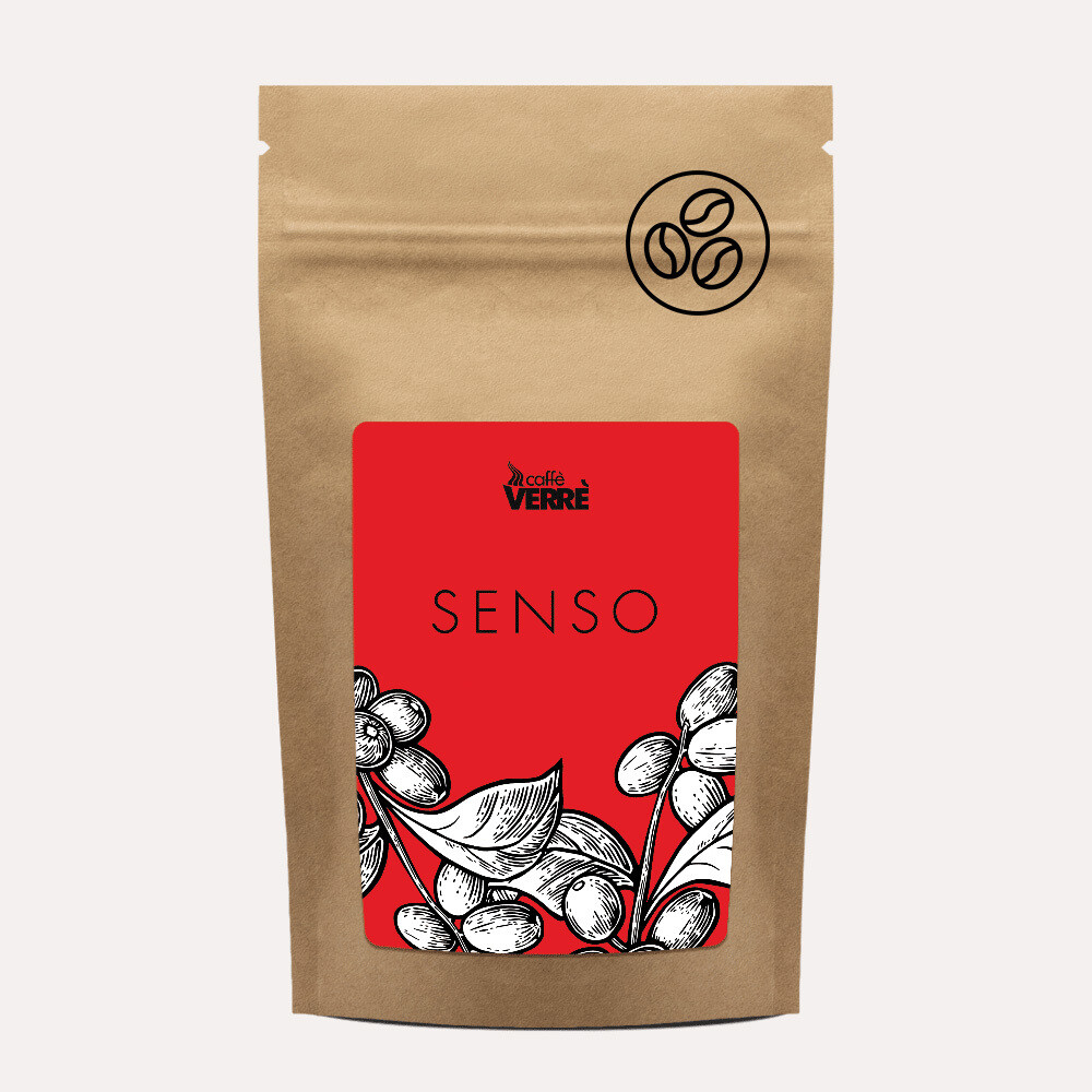 "Espressobohnen Verrè Miscela ""Senso"" 250g"