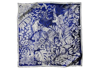SILK SCARF FORESTA