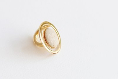 NON-FACETED RING