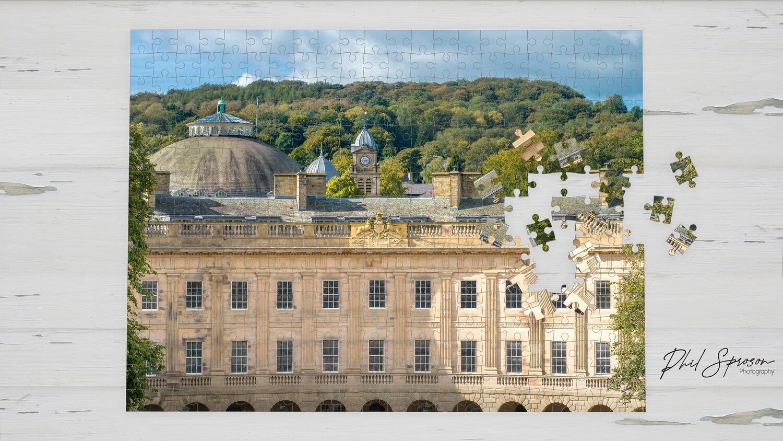 Buxton Crescent 1000 Piece Jigsaw