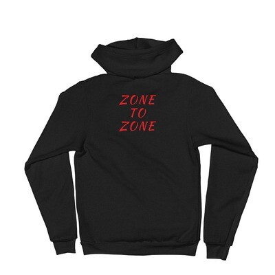 ZONE TO ZONE HOODIE
