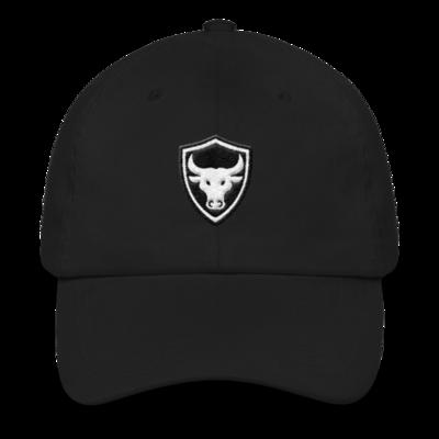 Black n White Dad hat