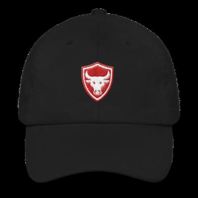Red & White Logo Cap