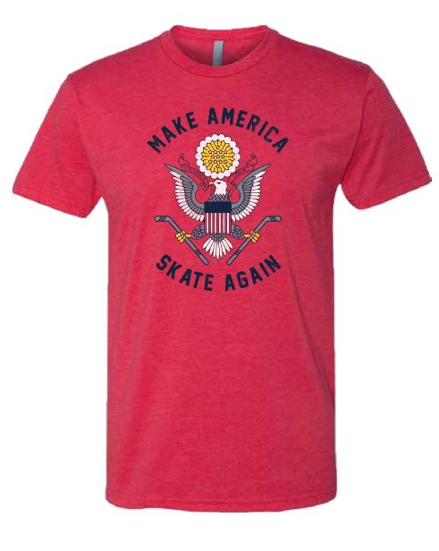 Make America Skate Again T-Shirt