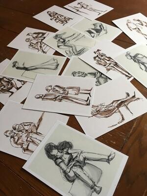 A6 Postcard Prints