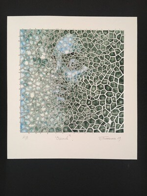 Oceanid - Limited Edition Print