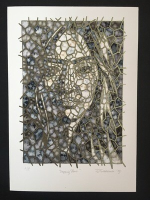 Stepping Stone - Limited Edition Print