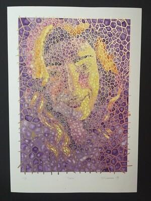 Yosra - Limited Edition Print