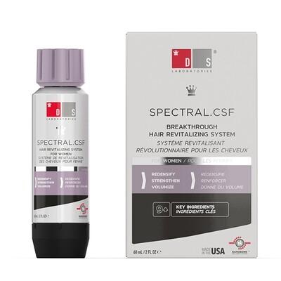 SPECTRAL.CSF BREAKTHROUGH HAIR REVITALIZING SYSTEM FOR WOMEN WITH NANOXIDIL 5%