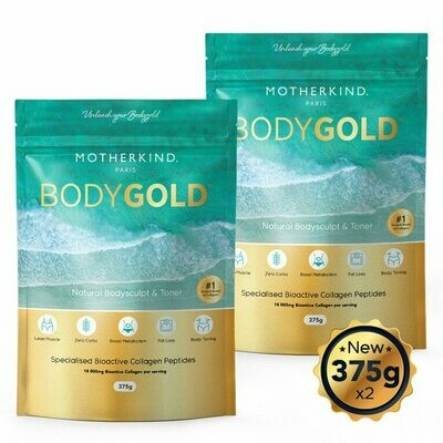Motherkind Bodygold Starter Kit 750g