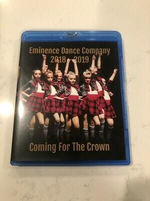 2020-2021 Blu-Ray