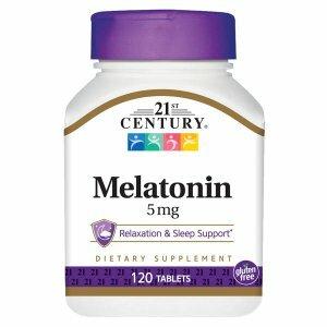 Melatonin 5 mg, 120 ct. 00276