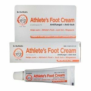 Athlete's Foot Antifungal Cream 00087