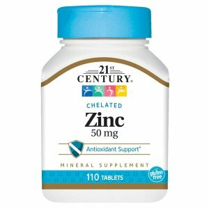 Zinc 50 mg Dispensary, 30 ct 00296