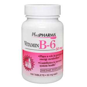 Vitamin B6 Dispensary, 30 ct. 00301