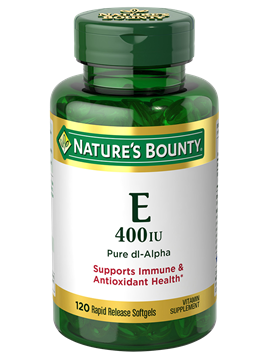 Vitamin E Dispensary, 30 ct 00186