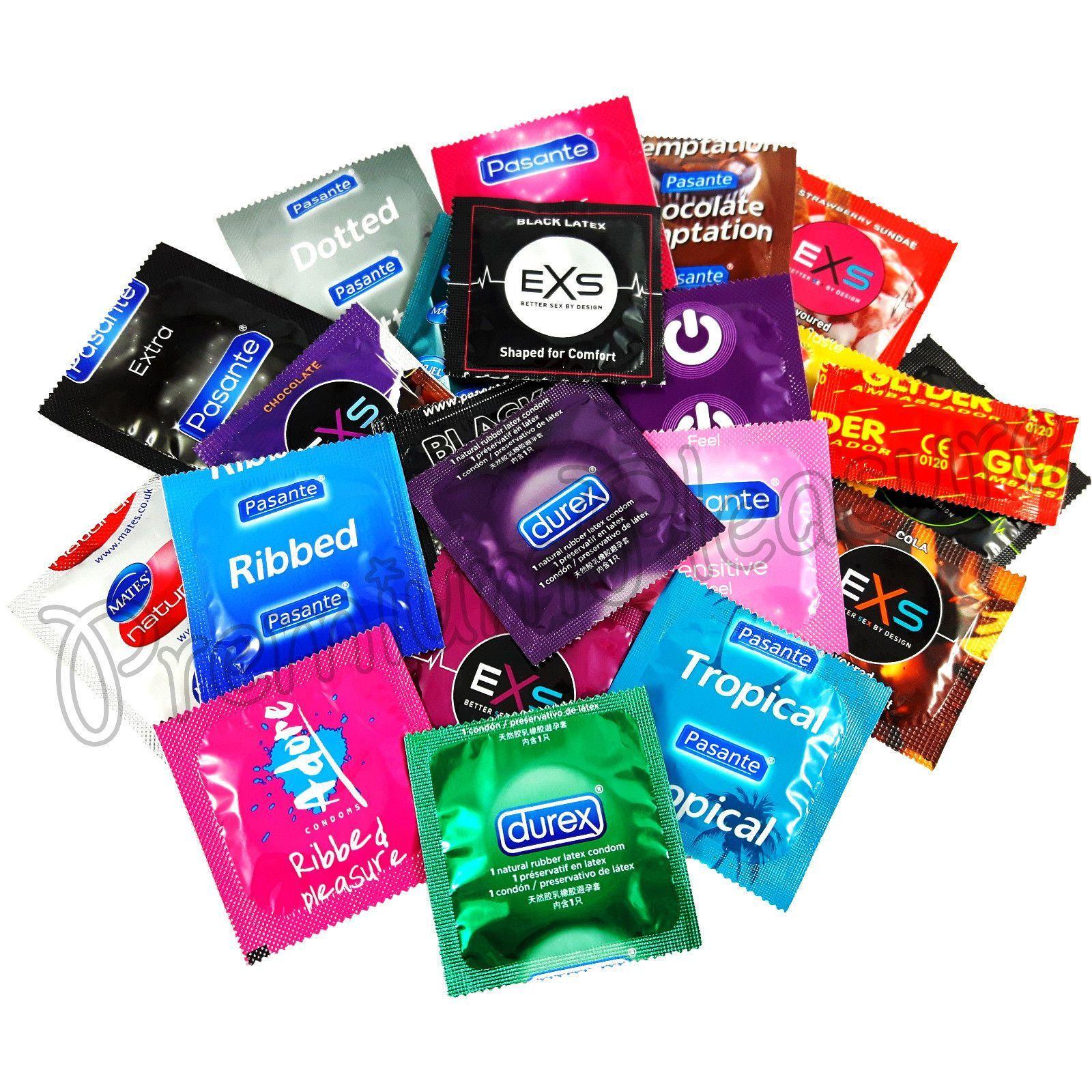Condoms, 3 ct 00170