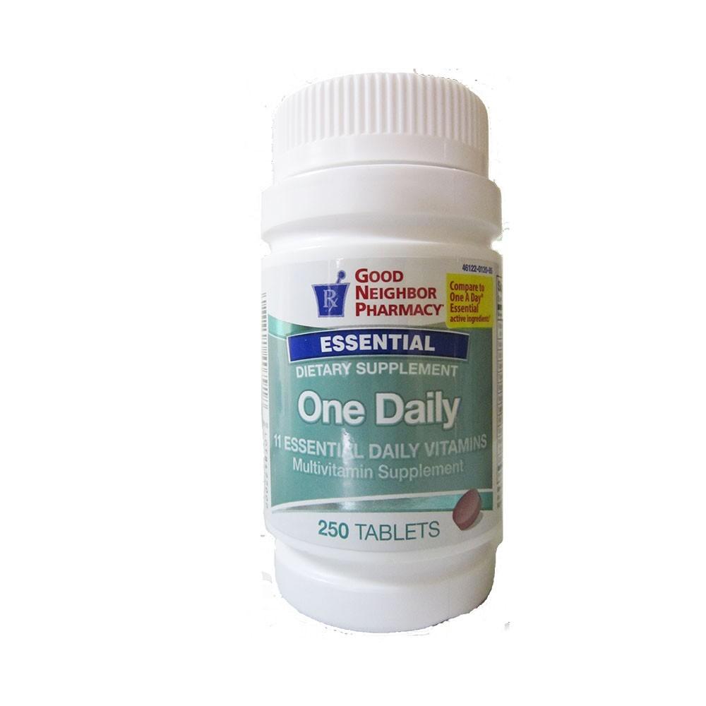 Multivitamins Adult Dispensary, 30 ct 00191