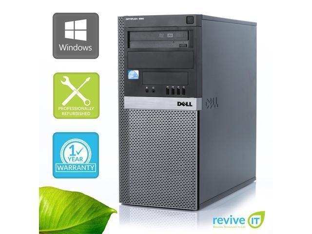 Dell Optiplex i7-860 2.80GHz 4GB 500GB Win 10 Pro