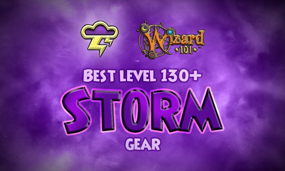 Wizard 130 Storm Lifetime Account