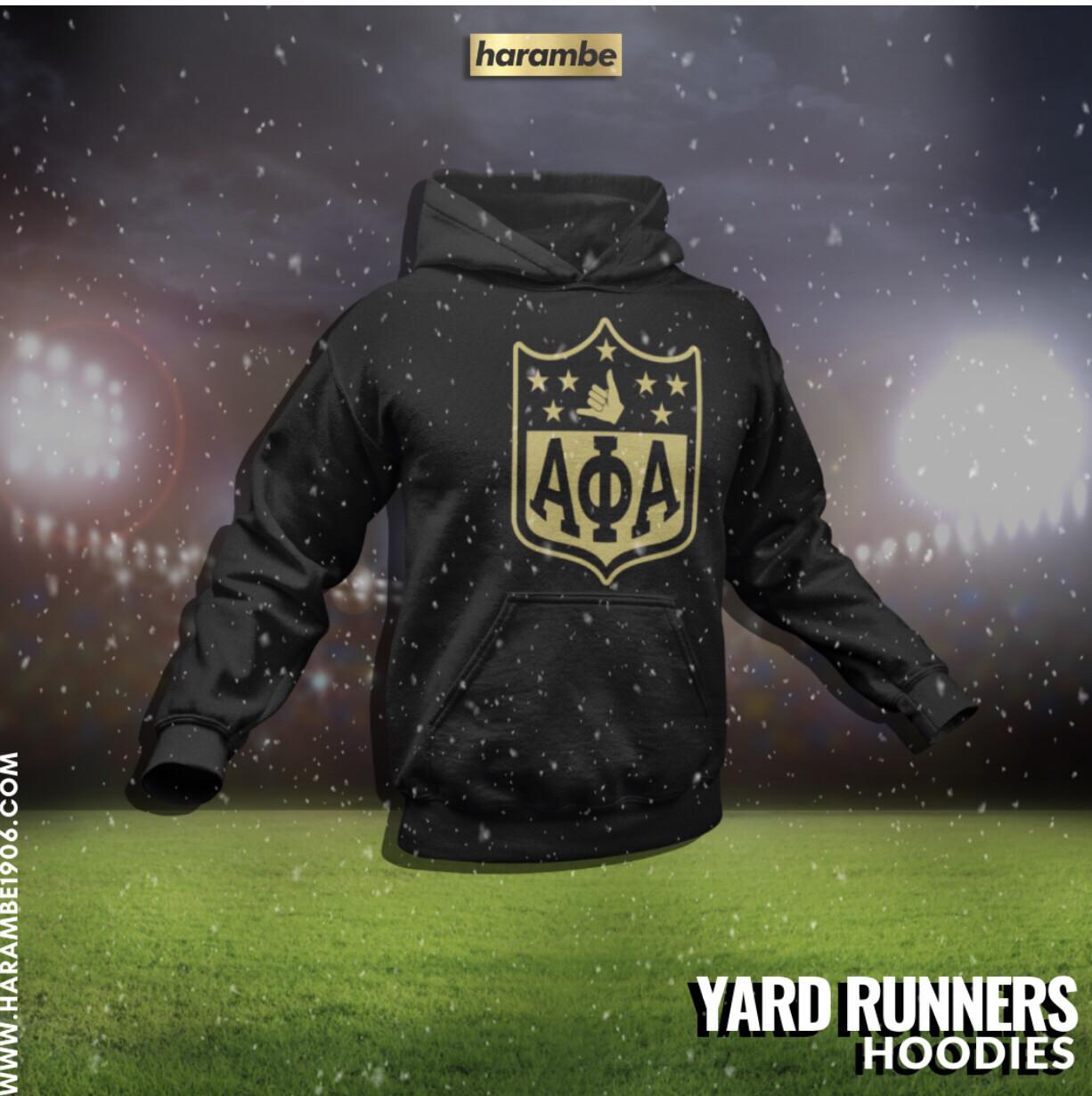 YARD RUNNERS HOODIE
