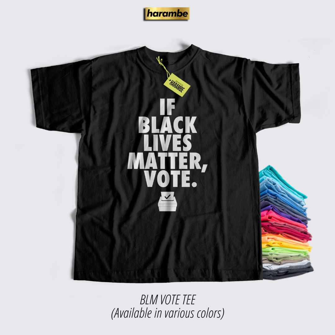 BLM: VOTE (Assorted Colors)