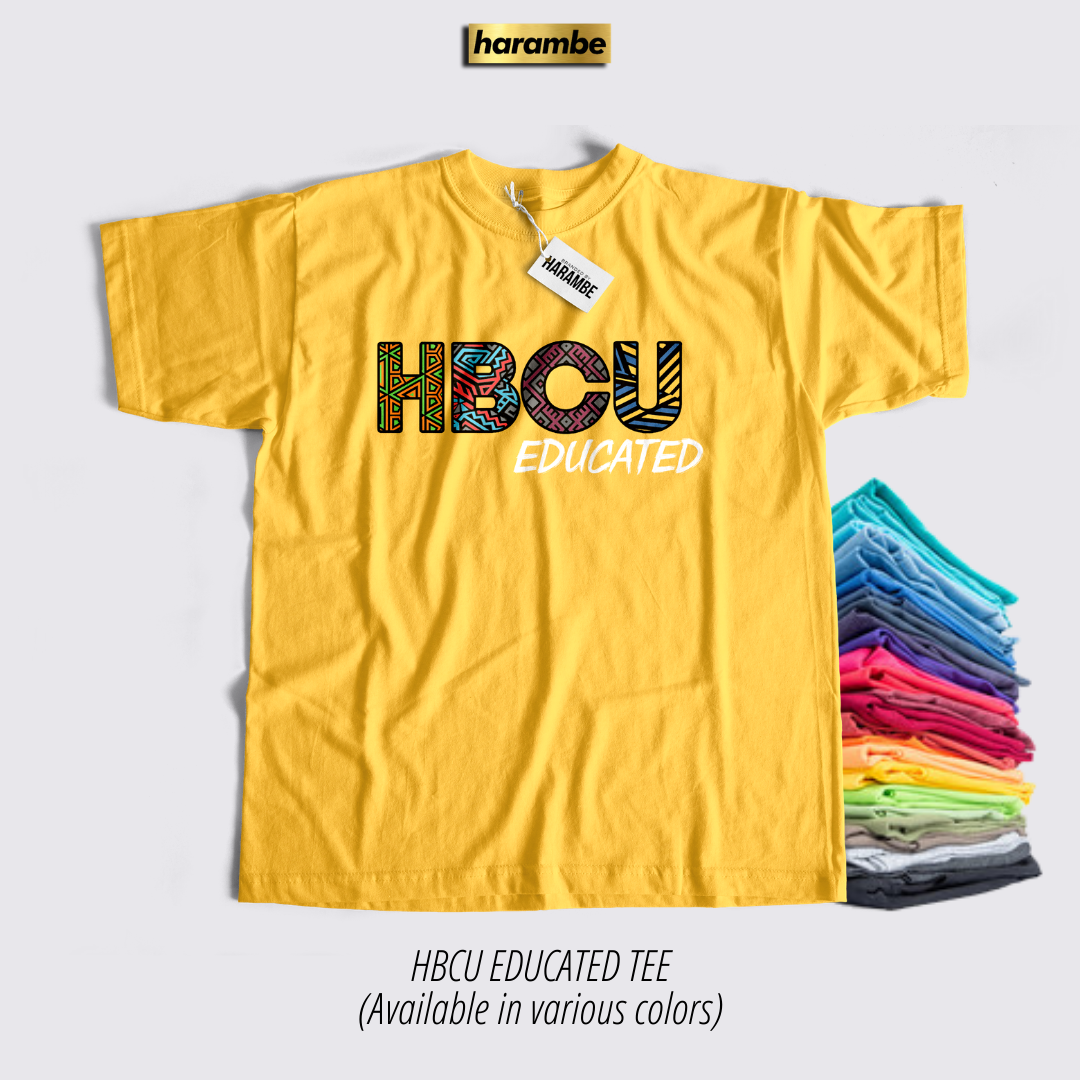 HBCU : Educated (Assorted Colors)
