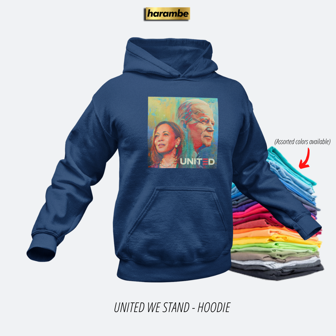 United We Stand  - Hoodie (Assorted Colors)
