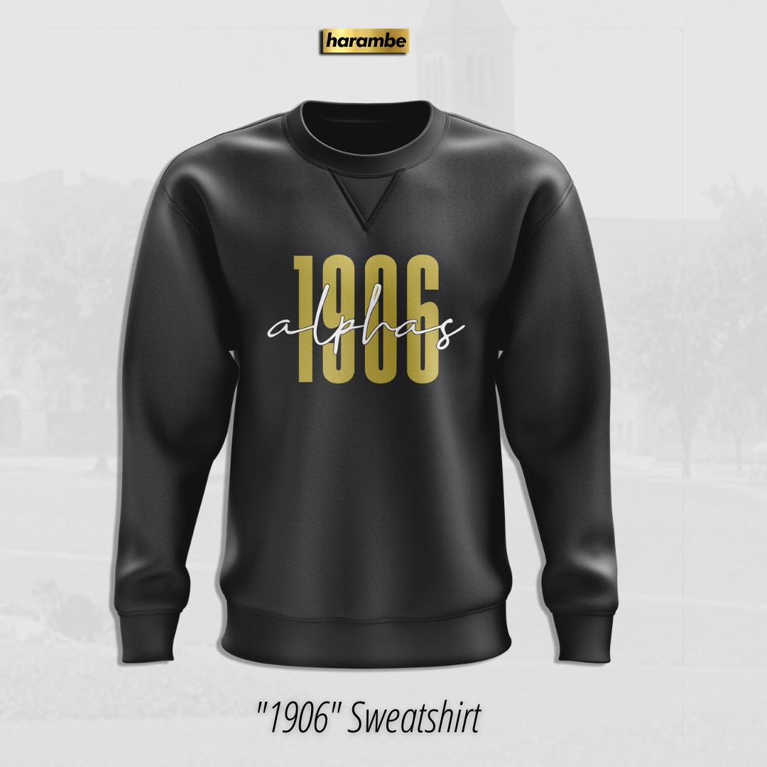 1906 (Sweatshirt)