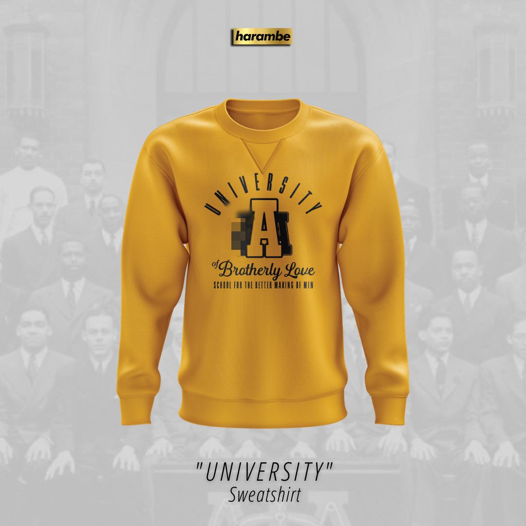 University [Sweatshirt]