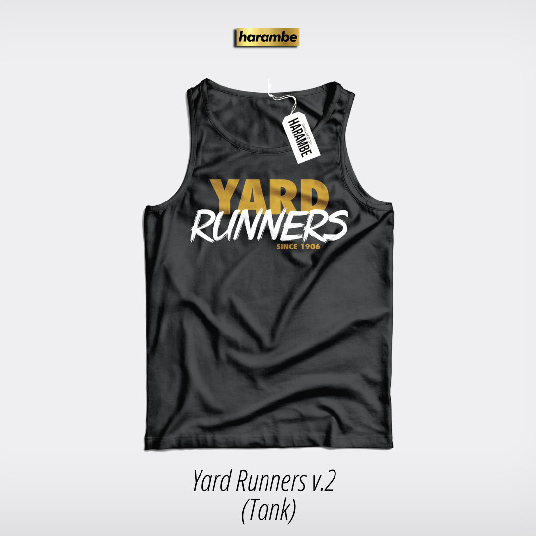YARD RUNNERS v.2 (Tank)