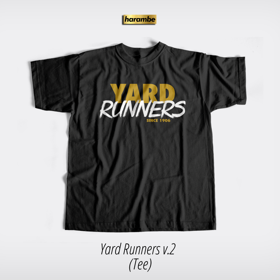 YARD RUNNERS v.2 (Tee)