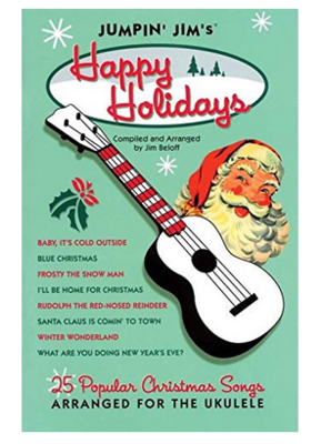 CHRISTMAS UKER BOOK: Jumpin' Jim's  Happy Holidays