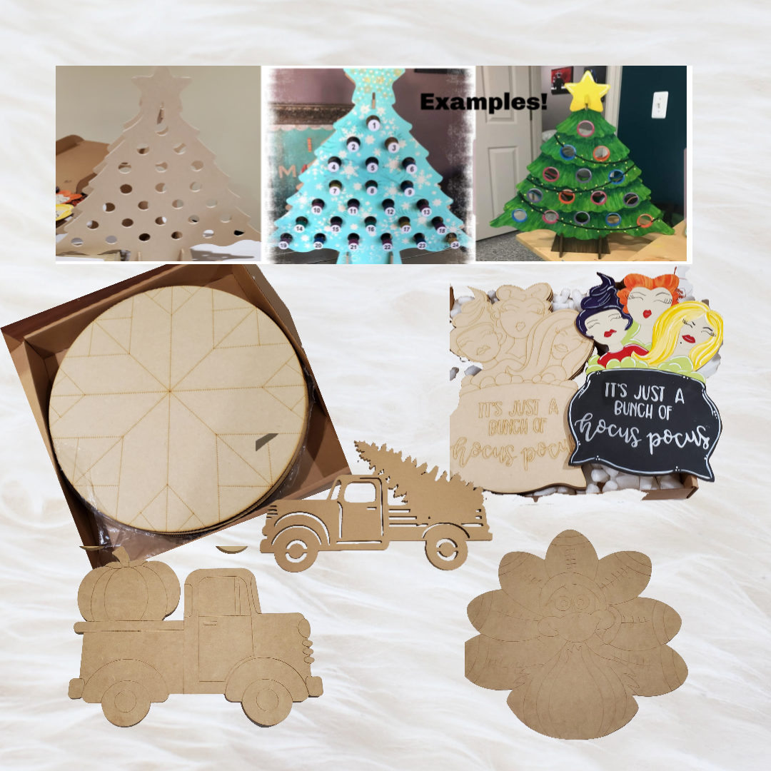 Misc. Take Home Crafts