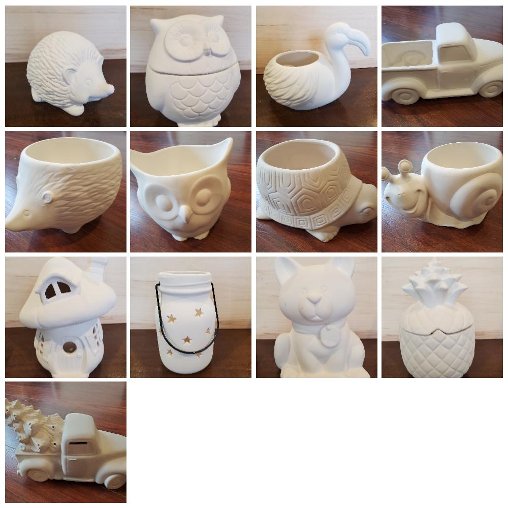 Ceramic Take Home Project