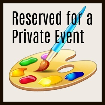Private event for Melanie