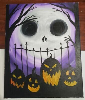 Take Home kit -  Halloween Jack