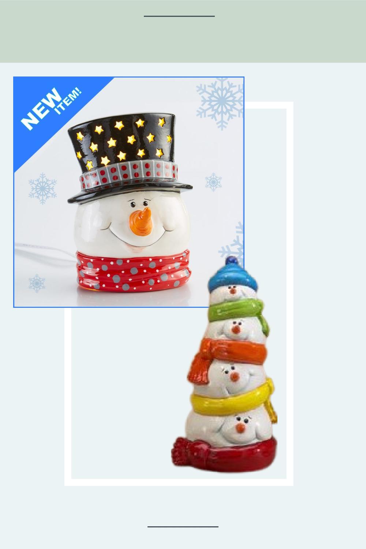 Take Home kit - Snowmen!