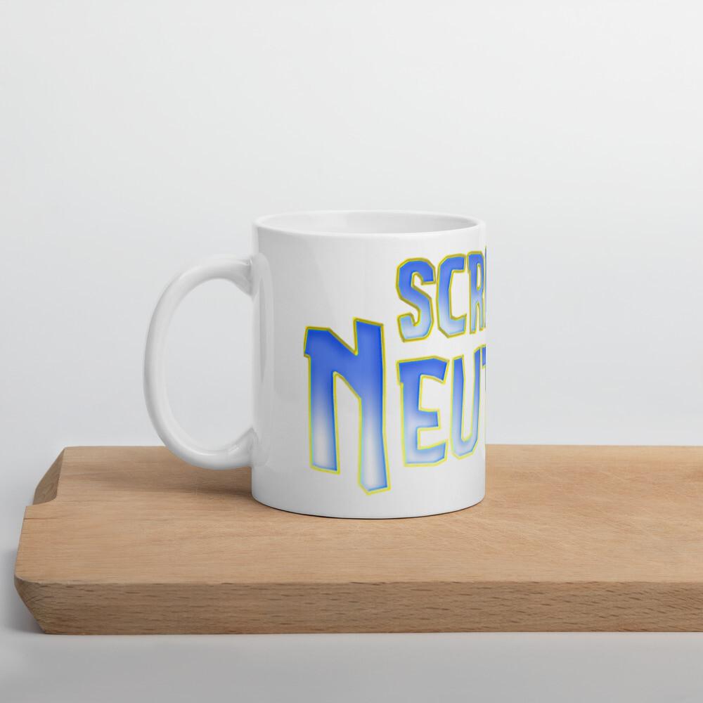 Scrimmy Neutron Mug