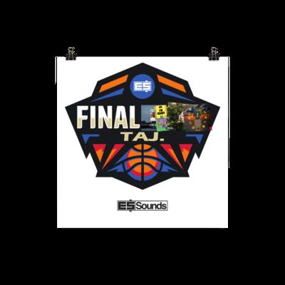 Final 4. poster