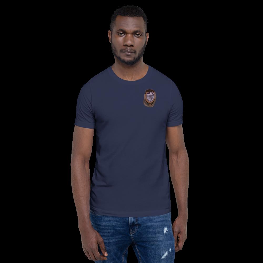 Disconnection Short-Sleeve Unisex T-Shirt
