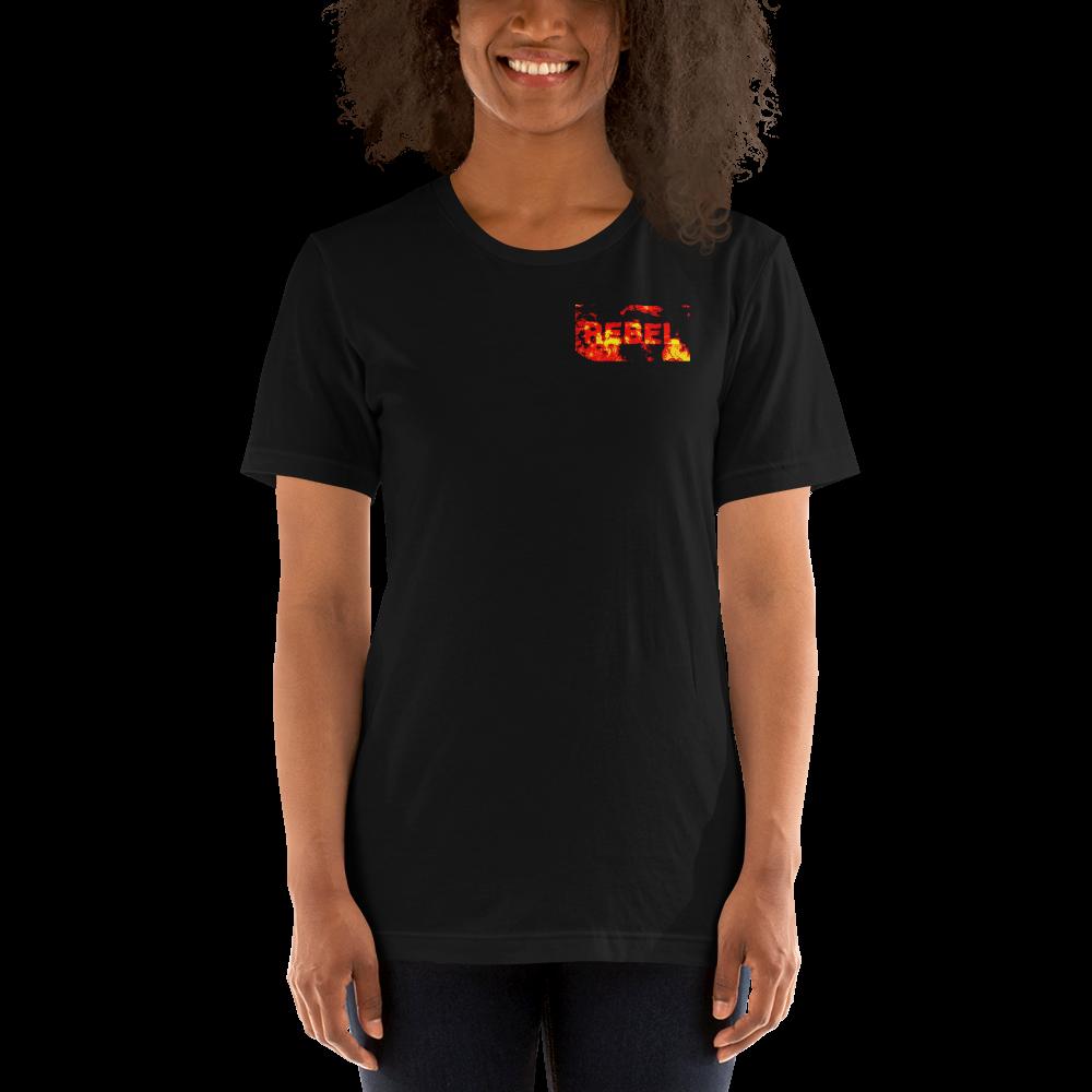 """REBEL"" Short-Sleeve T-Shirt"