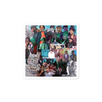 FVNTVNV Vol.2 sticker